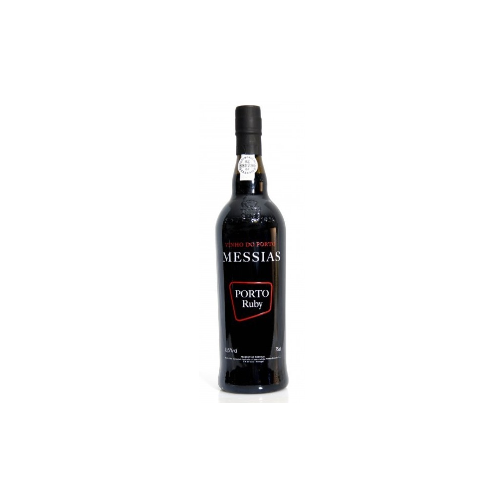 Vinho Porto Messias Ruby 750ml