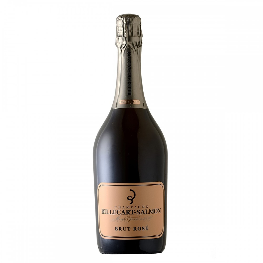 Espumante Billecart Salmon Brut Rosé 750ml