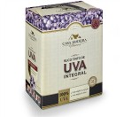 Suco de Uva Integral Casa Madeira Bag In Box 3L