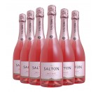 Pack Espumante Salton Brut Rosé 750ml