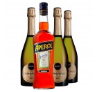 Kit Aperol Spritz Ponto Nero Celebration Brut