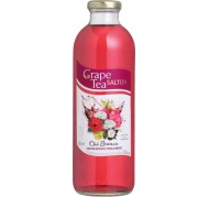 Chá Branco (uva moscato, pitaia e hibisco) Grape Tea Salton 750ml