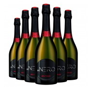 Pack Espumante Ponto Nero Brut Rosé 750ml