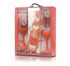 Kit Chandon Passion on Ice com 2 Taças Exclusivas
