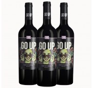 Trio Vinho GO UP Reserva Carmenere 750ml