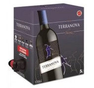 Vinho Terranova Shiraz Bag In Box 5L