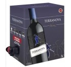 Vinho Terranova Bag in Box Shiraz 3L