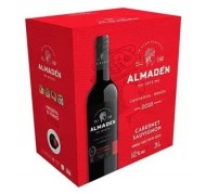 Vinho Almadén Bag In Box Cabernet Sauvginon 750ml