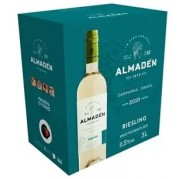 Vinho Almadén Bag In Box Riesling 750ml
