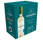 Vinho Almadén Bag In Box Riesling 3L