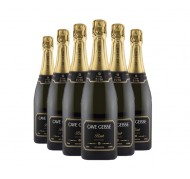 Pack Espumante Cave Geisse Brut 750ml