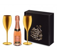 Kit Chandon Baby Passion 187ml com 2 Taças