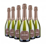 Pack Espumante Aurora Brut 750ml