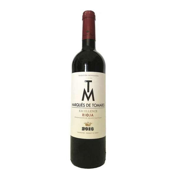 Vinho Marques de Tomares Excellence 750ml